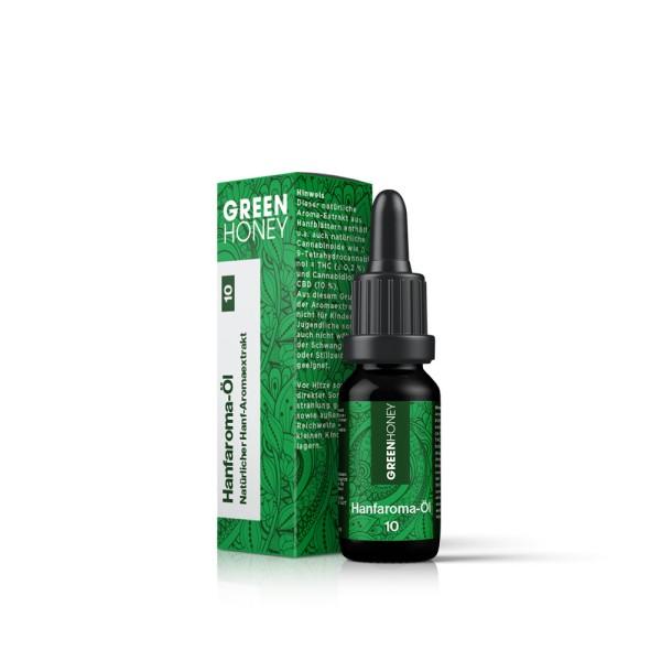 Greenhoney Hanfaroma-Öl