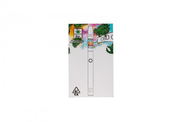 BryBer X Bunte Blüte CBD Vape Pen Starterpack