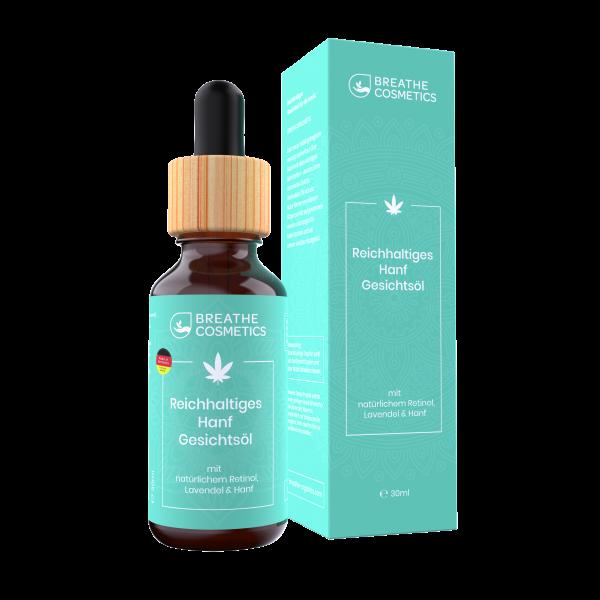Anti Aging CBD Gesichtsöl - 30ml - Breathe Organics